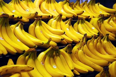 「1日2本のバナナ」が肌の潤いをもらたす!!