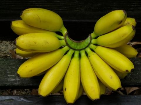 5分でバナナを超甘くする方法-ためしてガッテン