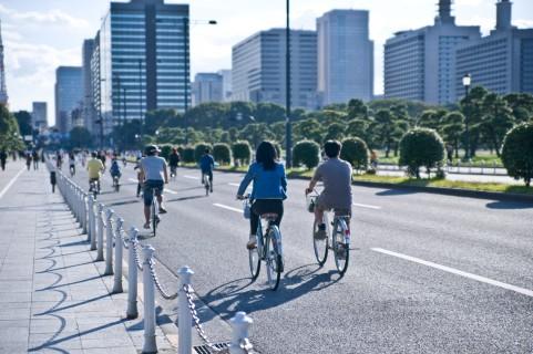 自転車ダイエットでインナーマッスルを鍛える