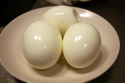 一週間で4.2kg減に成功「ゆで卵ダイエット」