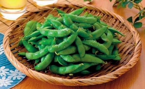 たった2円で茶豆に変身させる枝豆のゆで方