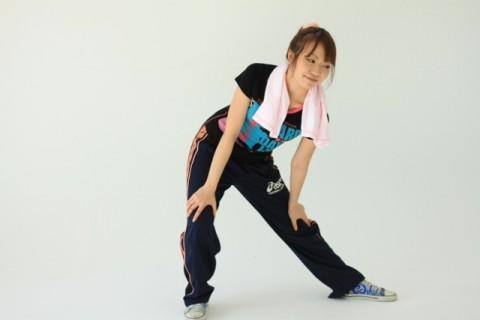 陣内貴美子は1日に1時間30分も体操している!?
