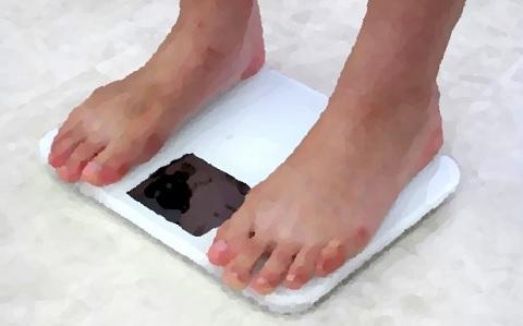 体重より体脂肪!体組成計ダイエット