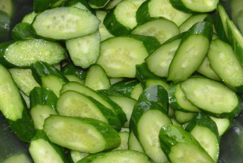 きゅうりダイエットは50度以下の調理で食べる