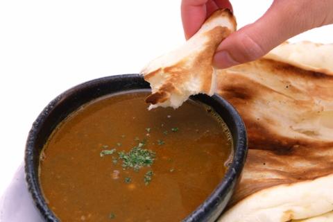 朝カレーで健康に!八丁味噌のスープカレー