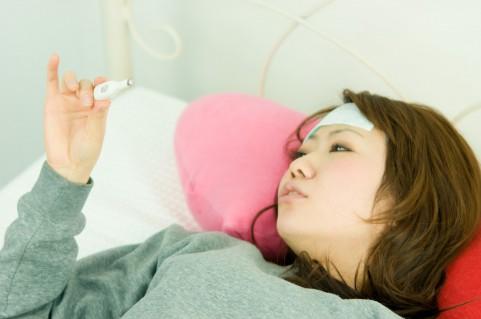 早期発見!風邪とインフルエンザの見分け方