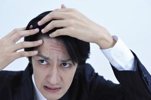 「薄毛」の98%は薬で止めることができる!