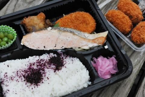 食事版「トクホ」でランチやお弁当に健康マークが付く?