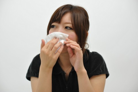 「鼻呼吸」で花粉症が完治する!?