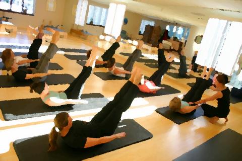 体幹を鍛えるピラティスダイエットの効能は?