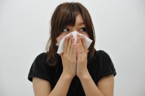 鼻水が風邪を予防する
