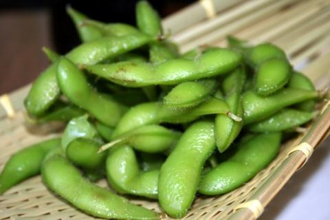 とれたての味を復活する「枝豆のゆで方」を発見