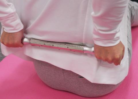 腰痛の原因「仙骨の角度」カンタン測定法